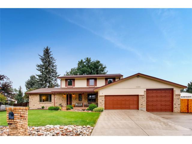 11390 W 78th Drive, Arvada, CO 80005 (MLS #9999242) :: 8z Real Estate