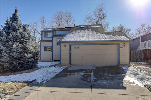 414 Lois Drive, Louisville, CO 80027 (#9999250) :: Stephanie Fryncko | Keller Williams Integrity