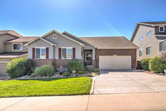 2165 Paint Pony Circle, Castle Rock, CO 80108 (MLS #9999266) :: 8z Real Estate