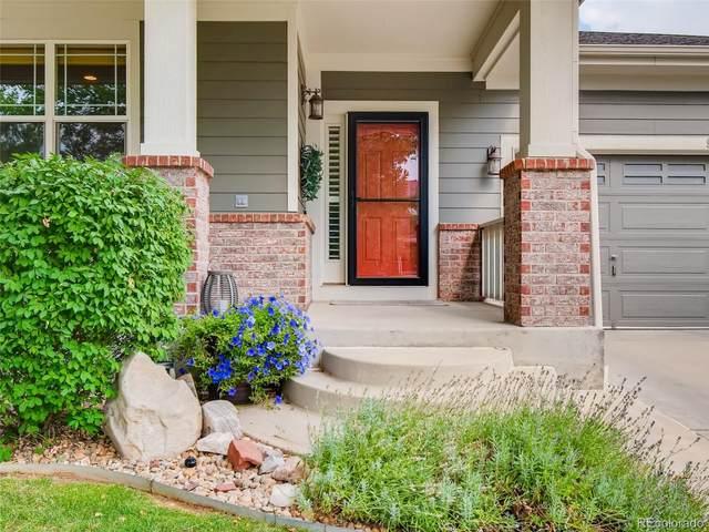 931 Eichhorn Drive, Erie, CO 80516 (#9999400) :: Kimberly Austin Properties