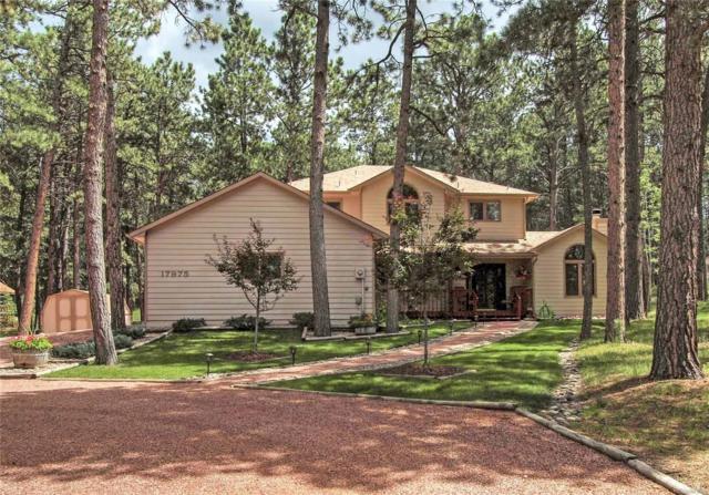17975 Woodhaven Drive, Colorado Springs, CO 80908 (MLS #9999526) :: 8z Real Estate