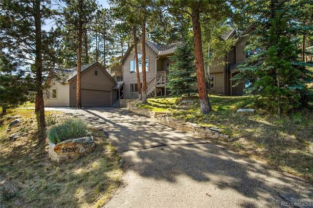 25797 Foothills Drive, Golden, CO 80401 (#9999980) :: The Gilbert Group