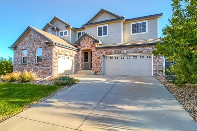8126 Grady Circle, Castle Rock, CO 80108 (#9999983) :: The Healey Group