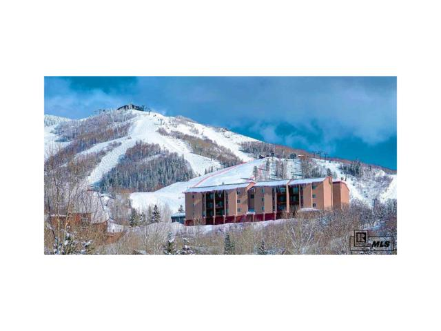 1805 River Queen Lane, 104 Ridgecrest 104 , Steamboat Springs, CO 80487 (#S170097) :: The Galo Garrido Group