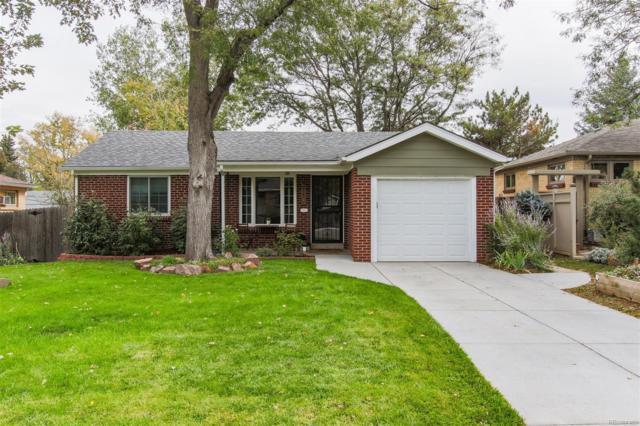 3150 S Corona Street, Englewood, CO 80113 (MLS #1501743) :: 8z Real Estate