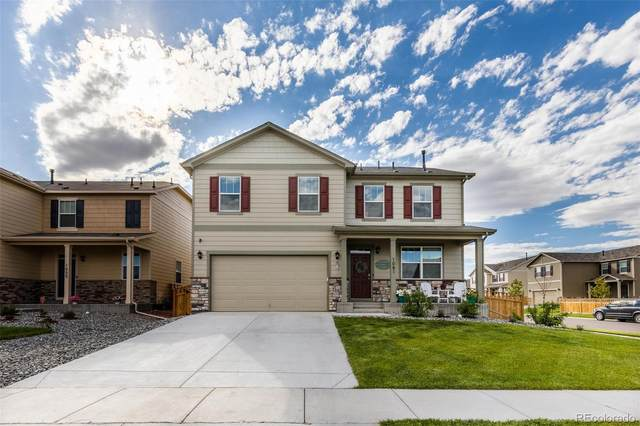 1081 Brio Street, Lochbuie, CO 80603 (#1502629) :: The DeGrood Team