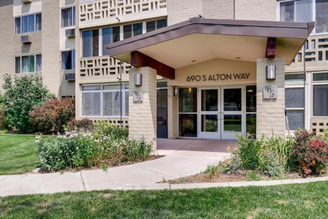 690 S Alton Way 3C, Denver, CO 80247 (#1503138) :: The Heyl Group at Keller Williams