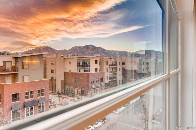 3701 Arapahoe Avenue #420, Boulder, CO 80303 (#1505477) :: The Peak Properties Group