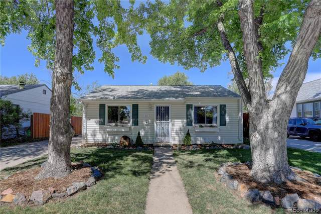 461 Stuart Street, Denver, CO 80204 (#1505637) :: Bring Home Denver with Keller Williams Downtown Realty LLC