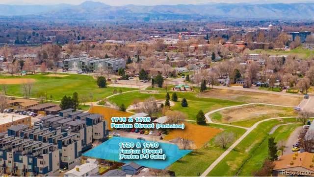1715-1735 Fenton Street, Edgewater, CO 80214 (MLS #1506151) :: 8z Real Estate