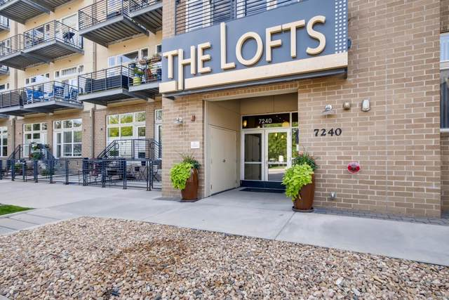 7240 W Custer Avenue #301, Lakewood, CO 80226 (MLS #1509403) :: Colorado Real Estate : The Space Agency