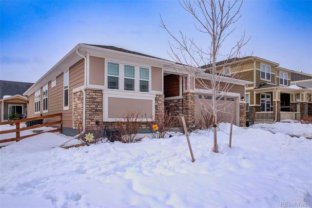 12802 W 74th Drive, Arvada, CO 80005 (#1512545) :: The Dixon Group