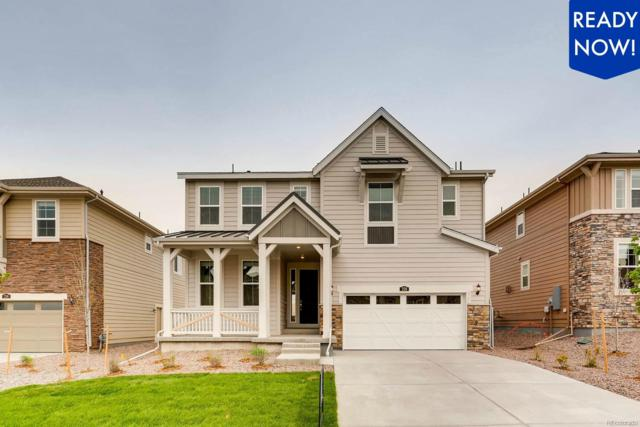 228 Back Nine Drive, Castle Pines, CO 80108 (#1513353) :: The Pete Cook Home Group