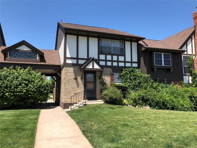 3825 S Monaco Parkway #117, Denver, CO 80237 (#1513893) :: The Pete Cook Home Group