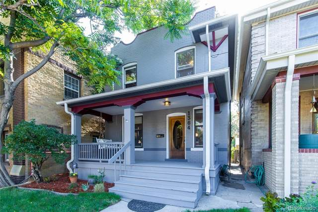 1364 N Corona Street, Denver, CO 80218 (MLS #1514891) :: 8z Real Estate