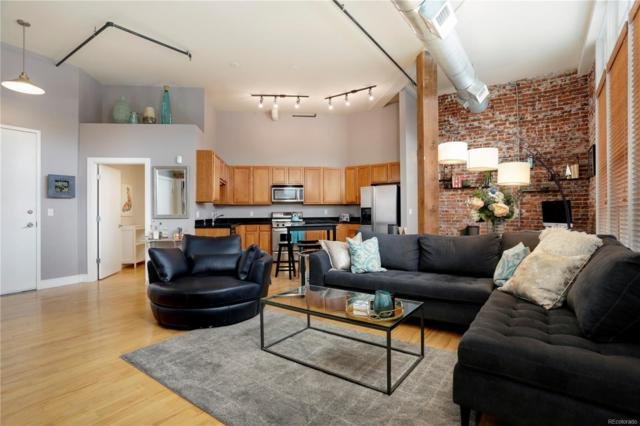 2441 Broadway #109, Denver, CO 80205 (#1516366) :: The DeGrood Team