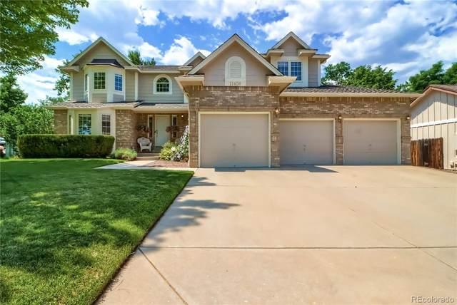 11408 W Roxbury Avenue, Littleton, CO 80127 (#1518240) :: The Colorado Foothills Team | Berkshire Hathaway Elevated Living Real Estate