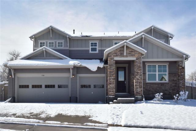 7180 W Warren Avenue, Lakewood, CO 80227 (#1518730) :: The Peak Properties Group