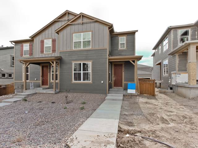 7154 Othello Street, Castle Pines, CO 80108 (#1527687) :: Colorado Home Finder Realty