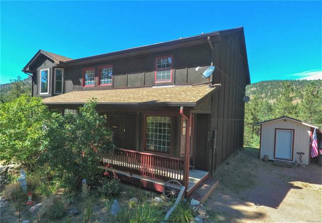 239 Bailey Drive, Bailey, CO 80421 (#1528834) :: HomeSmart Realty Group