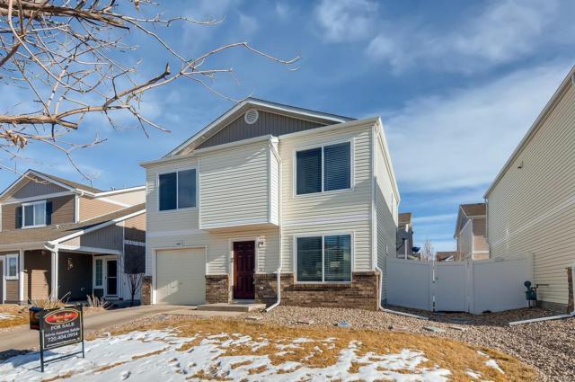 18629 E 45th Place, Denver, CO 80249 (#1530240) :: The HomeSmiths Team - Keller Williams