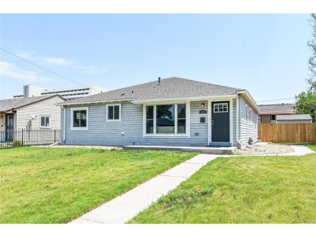 3650 Pontiac Street, Denver, CO 80207 (MLS #1537829) :: 8z Real Estate
