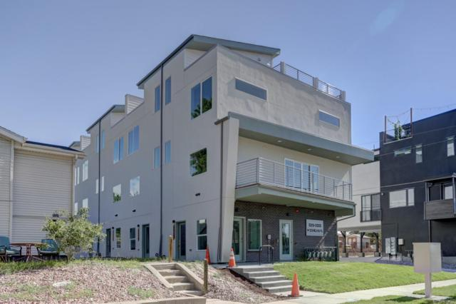 3221 W Conejos Place, Denver, CO 80204 (#1539433) :: The Heyl Group at Keller Williams