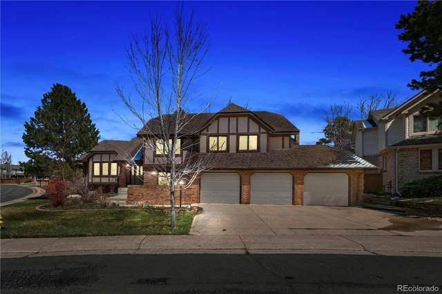 16151 E Dorado Place, Centennial, CO 80015 (#1541301) :: Finch & Gable Real Estate Co.