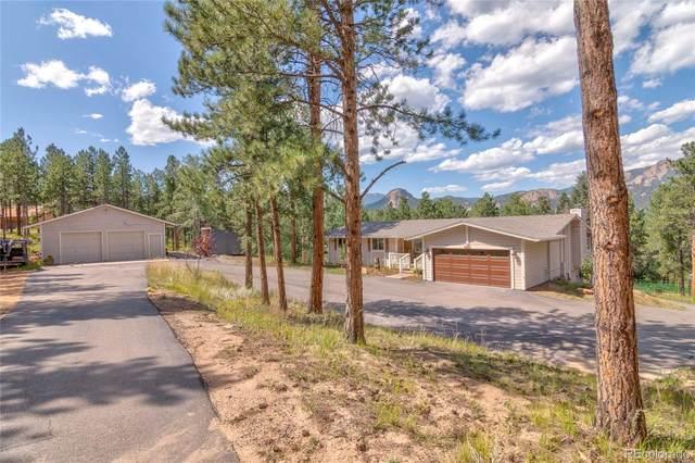 3021 Nova Road, Pine, CO 80470 (#1542443) :: Venterra Real Estate LLC