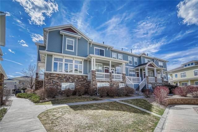 9494 Ashbury Circle #103, Parker, CO 80134 (MLS #1542456) :: 8z Real Estate