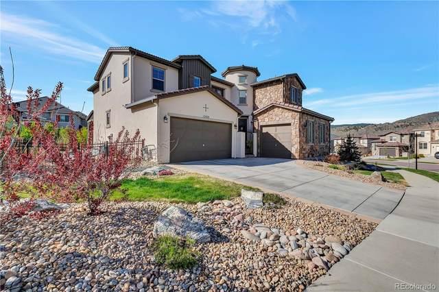 15454 W Baltic Avenue, Lakewood, CO 80228 (#1542513) :: Wisdom Real Estate