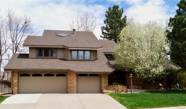 7848 S Forest Street, Centennial, CO 80122 (#1548323) :: House Hunters Colorado