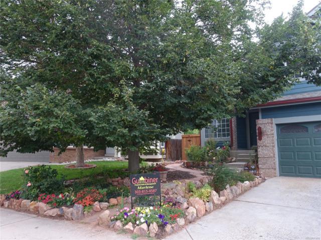 7587 Dawn Court, Littleton, CO 80125 (MLS #1548571) :: 8z Real Estate