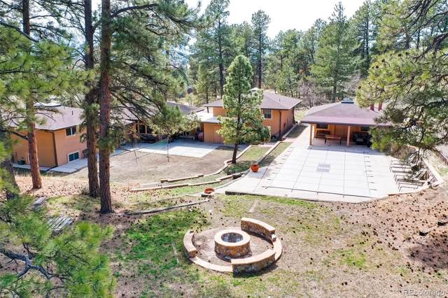 8803 Piney Creek Road, Parker, CO 80138 (#1549843) :: Mile High Luxury Real Estate