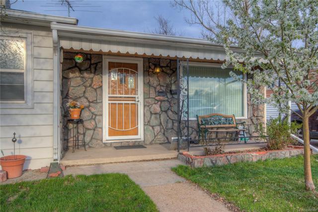 2716 S Irving Street, Denver, CO 80236 (#1550509) :: The Peak Properties Group