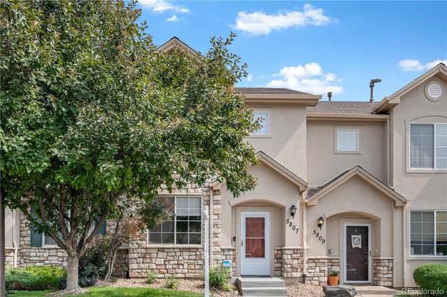 5807 E 127th Avenue, Thornton, CO 80602 (#1557599) :: Venterra Real Estate LLC