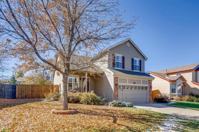 19010 E Crestridge Circle, Aurora, CO 80015 (#1562340) :: Sellstate Realty Pros
