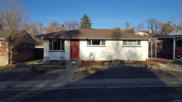 745 W Nassau Way, Englewood, CO 80110 (#1563364) :: The Griffith Home Team
