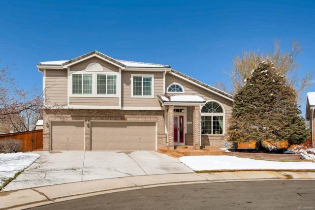 10011 Oak Leaf Way, Highlands Ranch, CO 80129 (#1565076) :: The Pete Cook Home Group