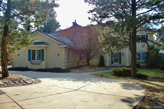 17220 Colonial Park Drive, Monument, CO 80132 (#1568669) :: The DeGrood Team