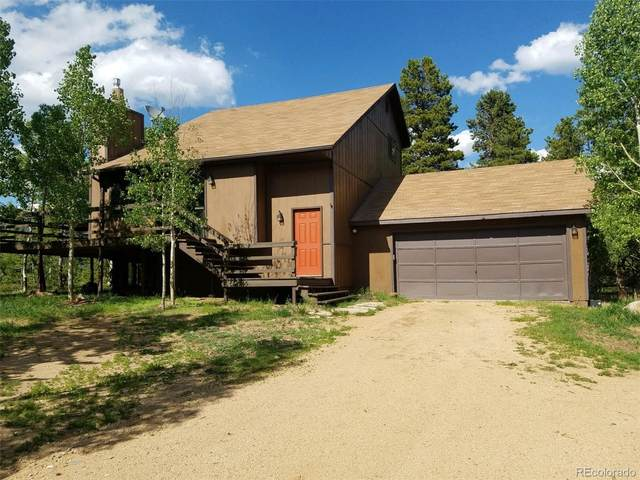 158 Bristlecone Circle, Bailey, CO 80421 (#1569765) :: The DeGrood Team