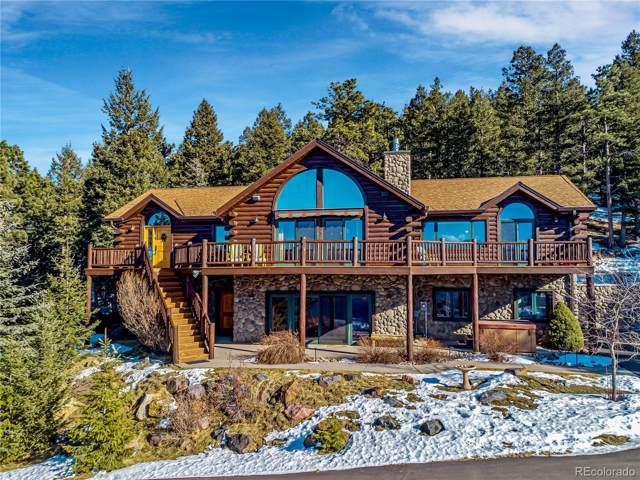 25952 Fern Gulch Road, Evergreen, CO 80439 (MLS #1571934) :: 8z Real Estate
