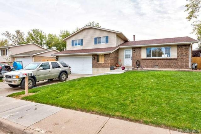 4398 S Carr Court, Littleton, CO 80123 (#1573860) :: The Heyl Group at Keller Williams