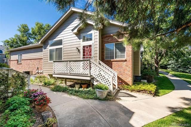 7915 Flower Street D, Arvada, CO 80005 (#1575632) :: Bring Home Denver with Keller Williams Downtown Realty LLC