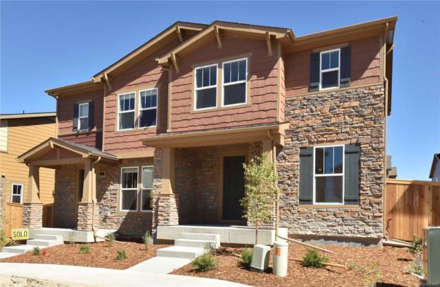 7579 S Zante Court, Aurora, CO 80016 (#1577631) :: Wisdom Real Estate