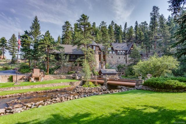 30403 Upper Bear Creek Road, Evergreen, CO 80439 (#1578018) :: James Crocker Team