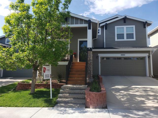 10682 Cherrybrook Circle, Highlands Ranch, CO 80126 (#1578671) :: The HomeSmiths Team - Keller Williams