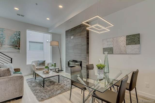 1616 Irving Street #3, Denver, CO 80204 (#1579662) :: RazrGroup