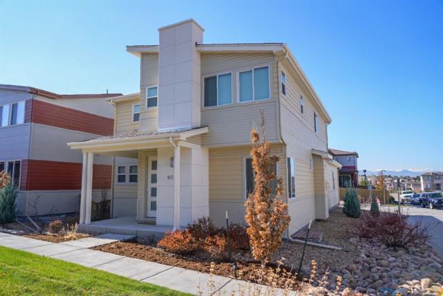 9709 Dunning Circle, Highlands Ranch, CO 80126 (#1580507) :: The Peak Properties Group