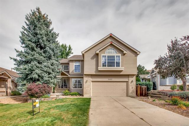 21577 Hill Gail Way, Parker, CO 80138 (#1580753) :: The Galo Garrido Group